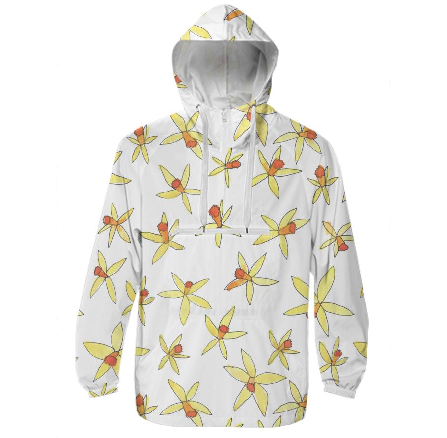 Daffodil windbreaker