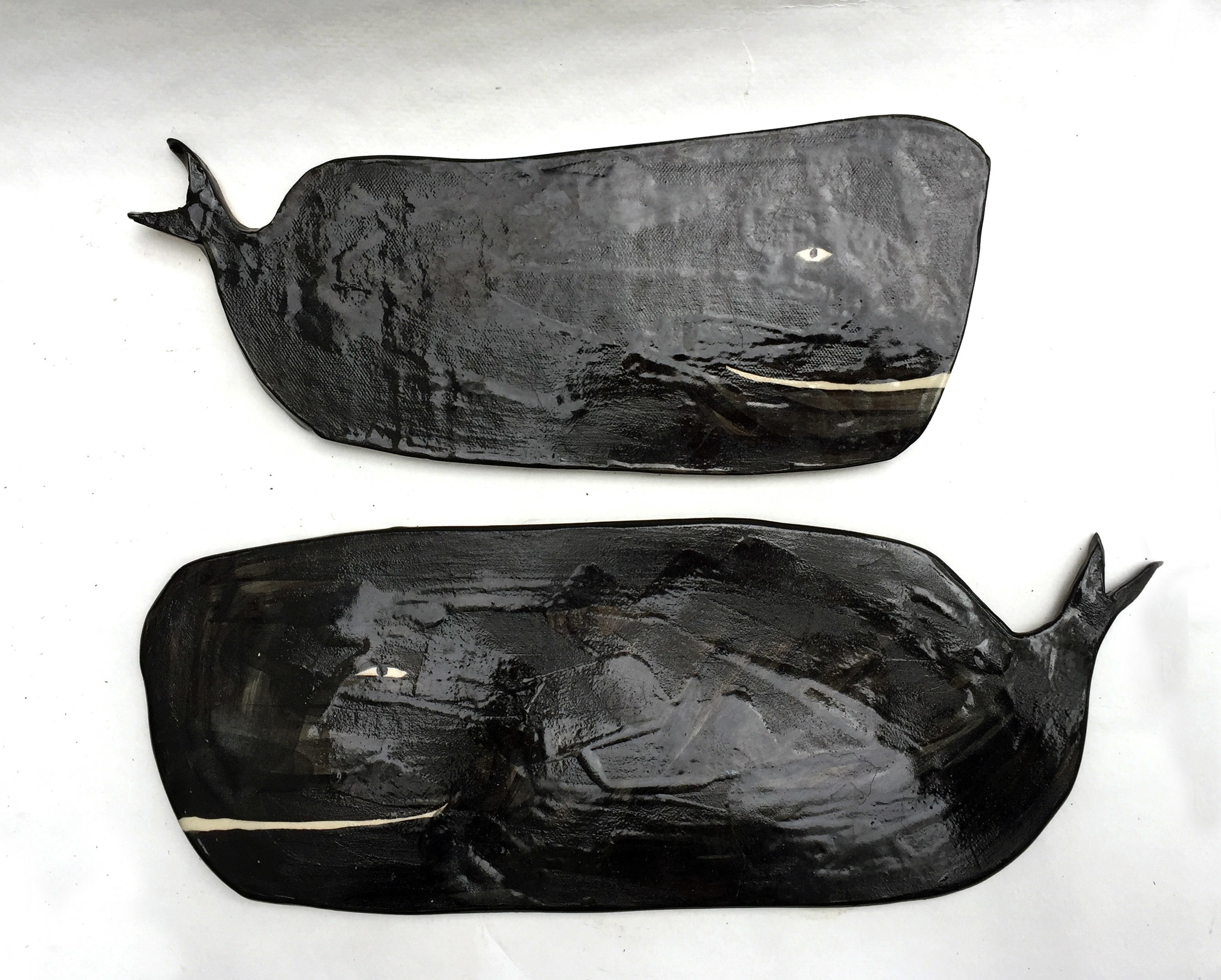 whale plates