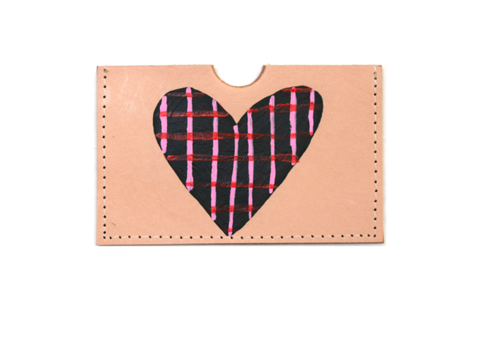 MATINE heart wallet