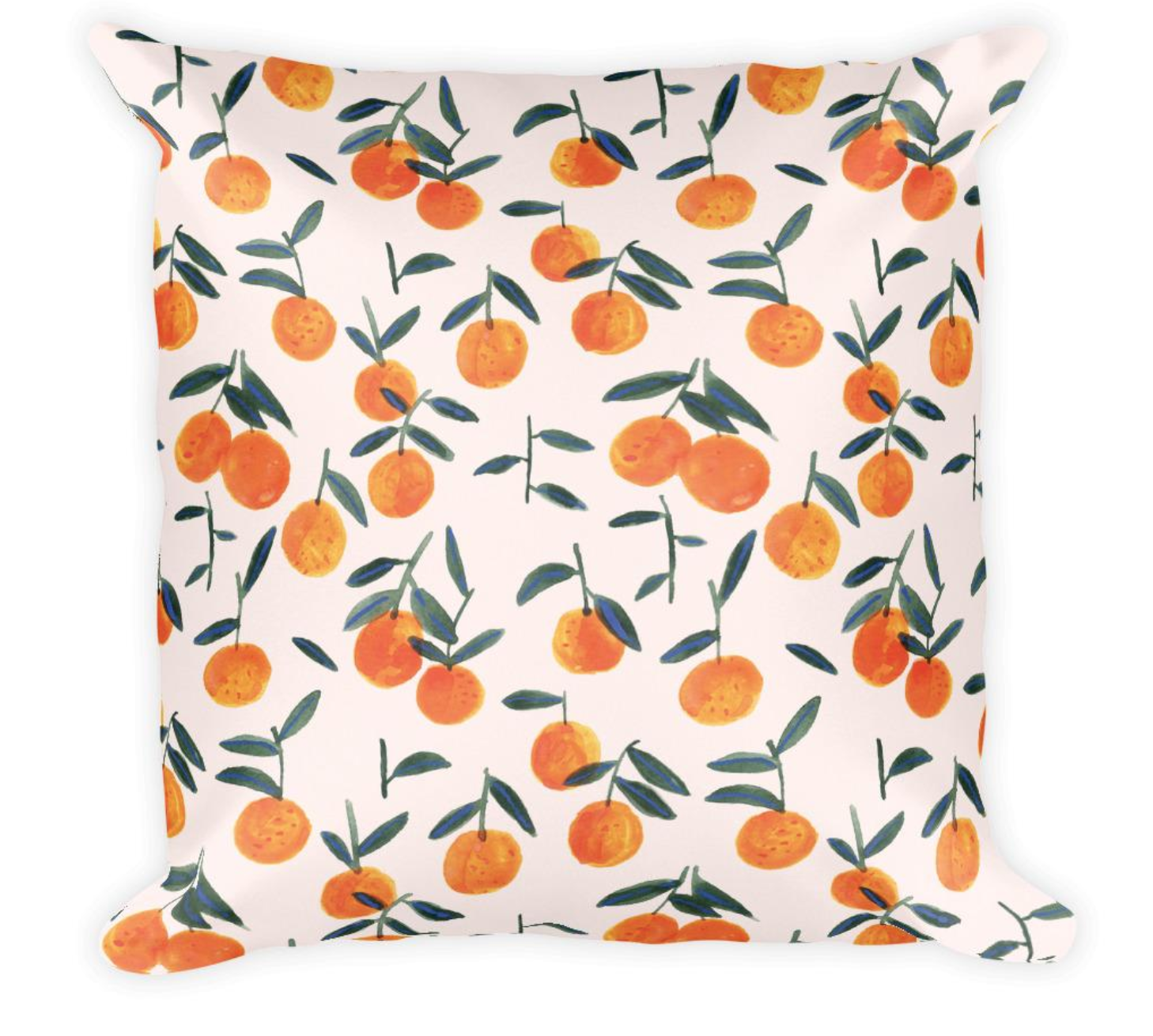 illustrated pillow