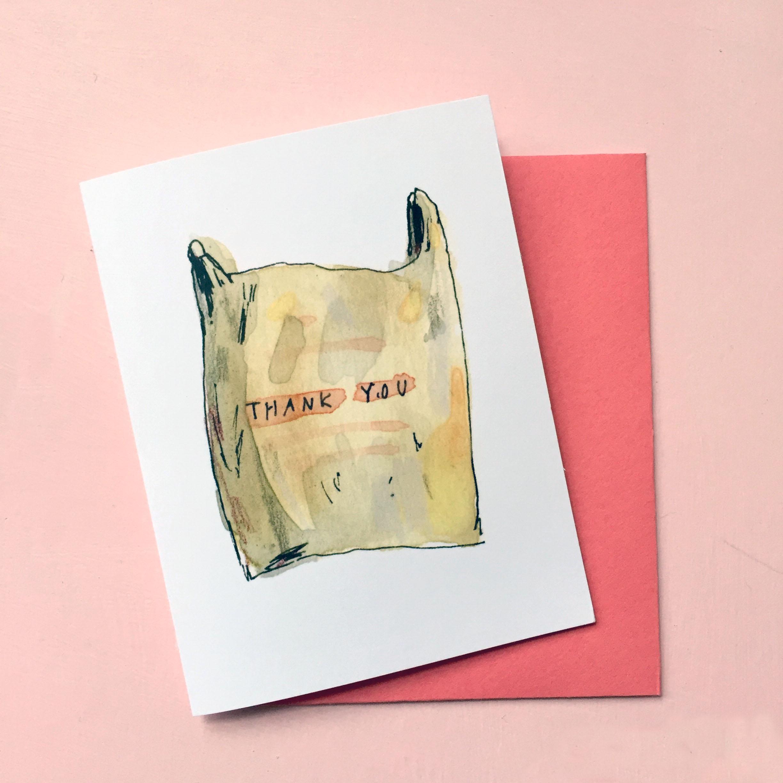 bag card  here