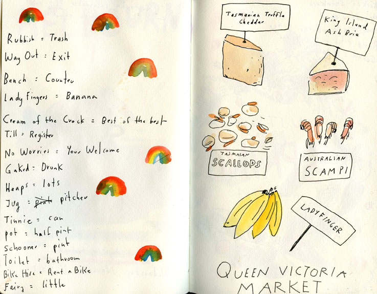 Australia sketchbook10