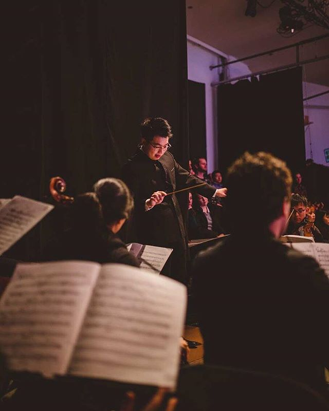 Happy Friday everyone! #classicalmusic #conductor #music #orchestra #chambermusic #nyc #friday