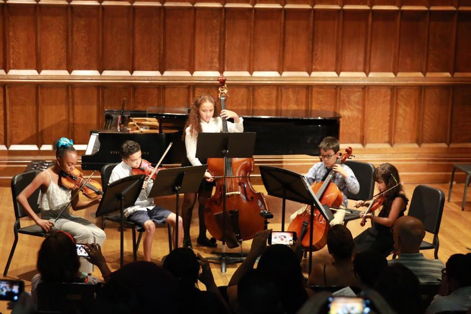 Artists of Tomorrow Jr. Summer Chamber Music Workshop 2019 - August 19 - 24, 2019Ages: 6 -13All instruments in all level are welcomed!