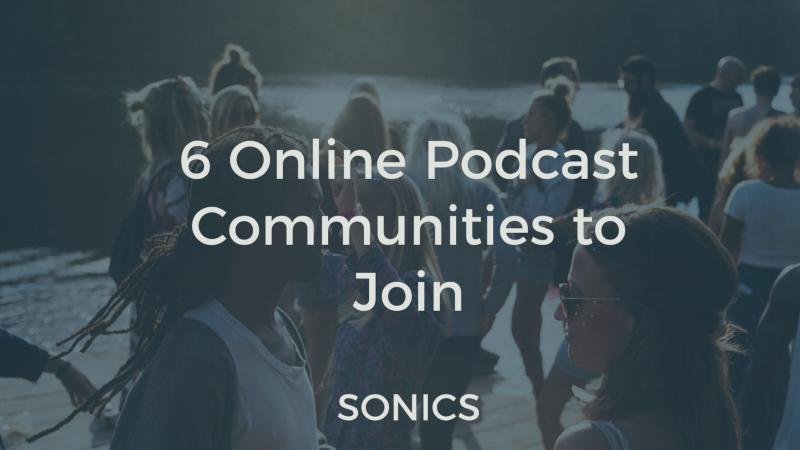 Podcast communities