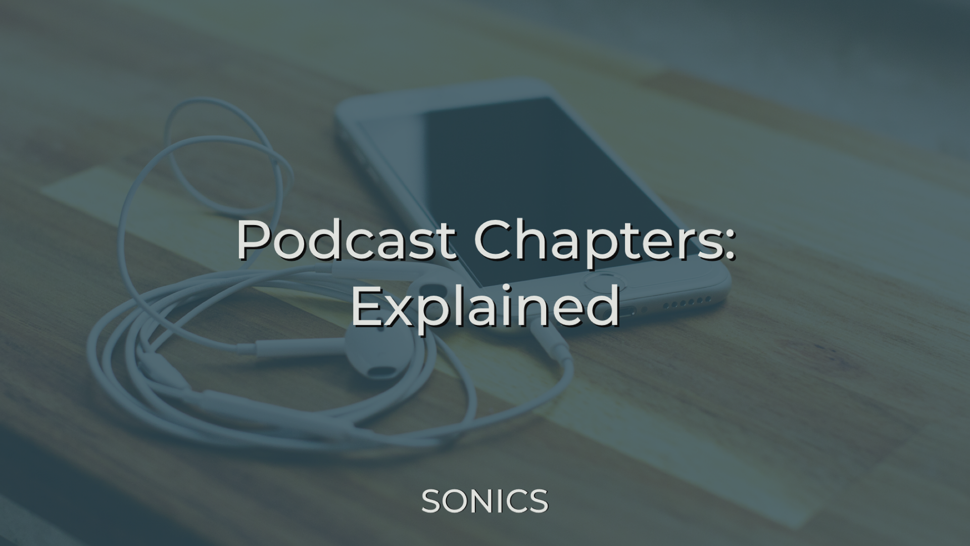 Podcast chapters