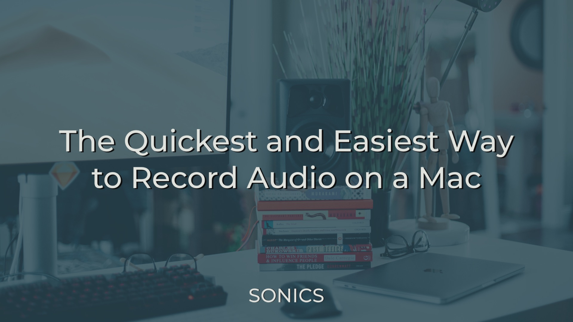 Recording Audio in QuickTime