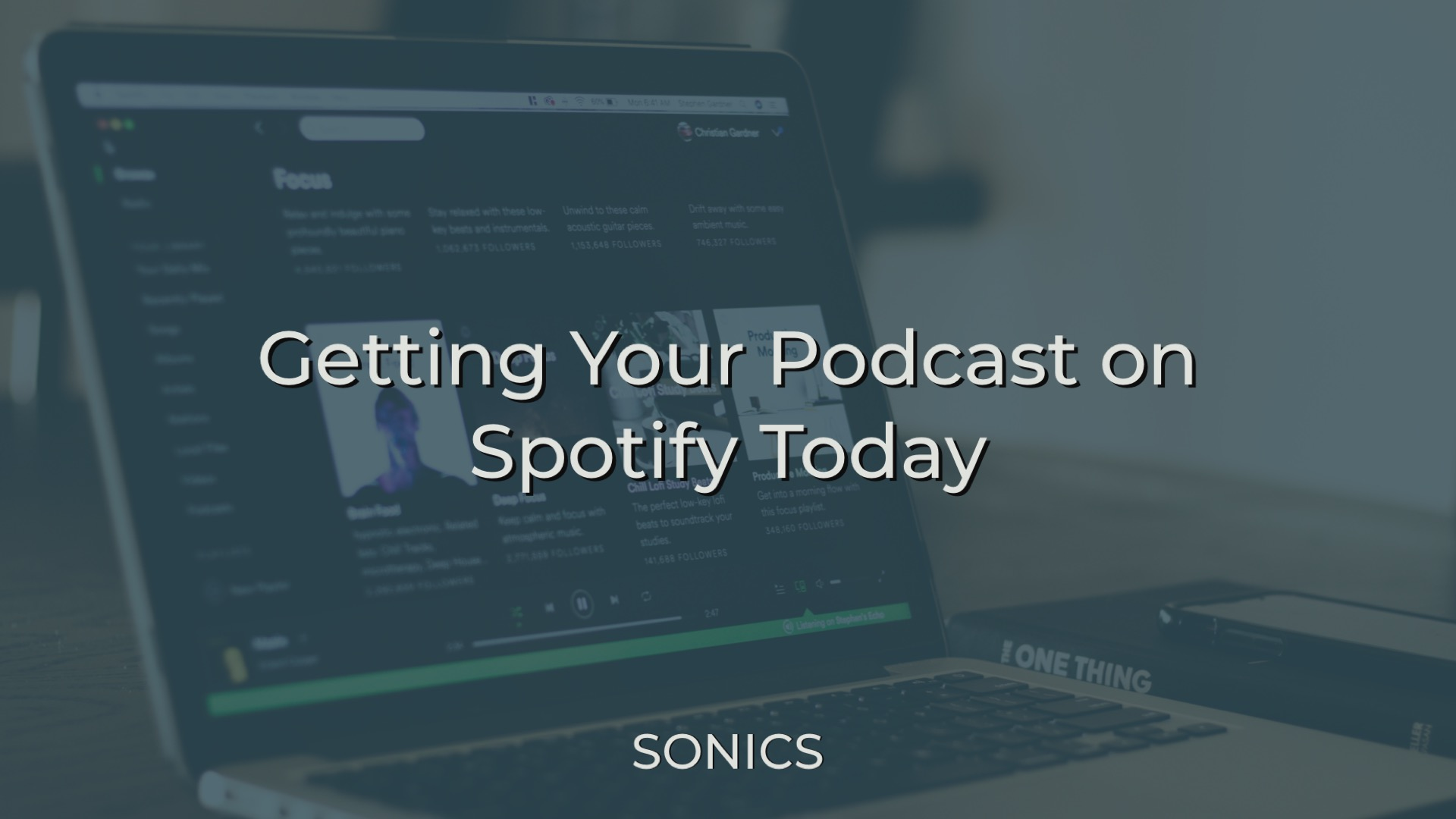 Podcast Spotify