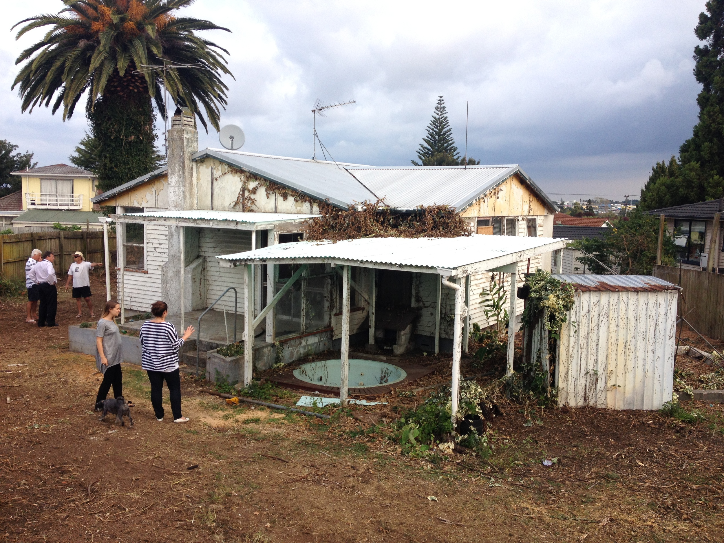 Pearson and Projects - Hidden Treasure - Renovation - Before Picture