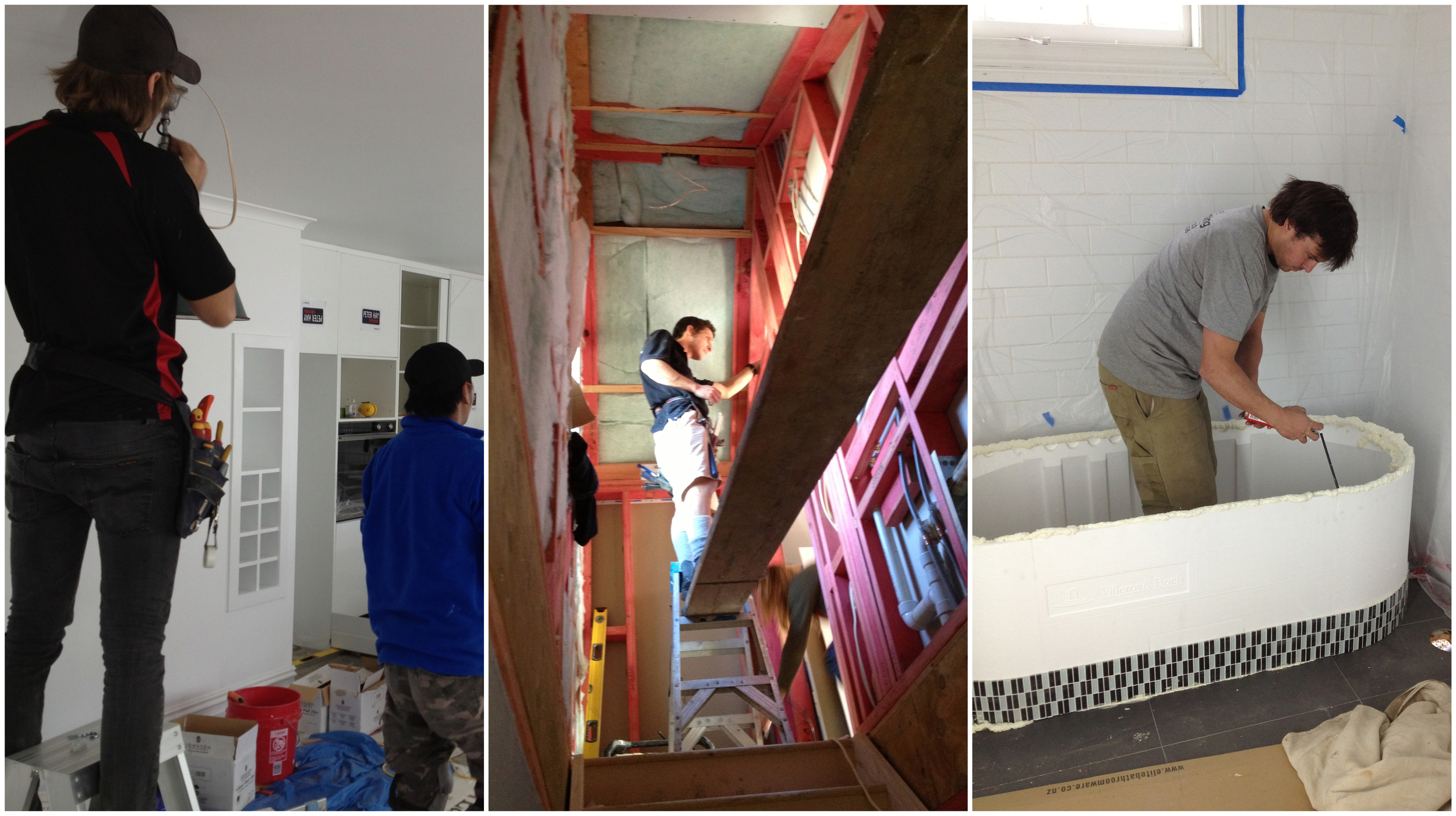 Pearson and Projects - Tradies - Renovation
