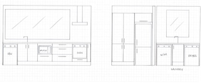 Pearson and Projects - Kitchen Layout - Hidden Treasure Reno