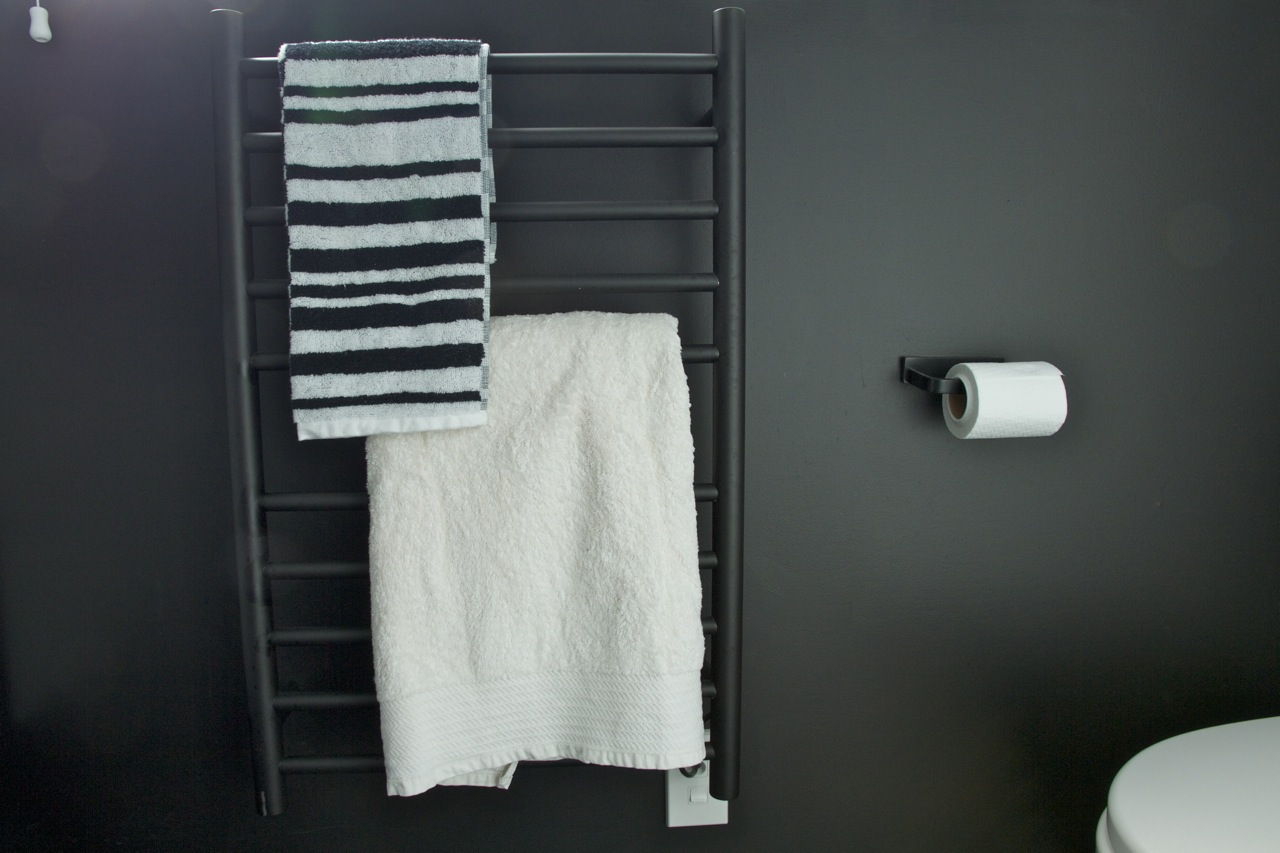 Pearson and Projects Bathroom Black Towel Rail.jpg