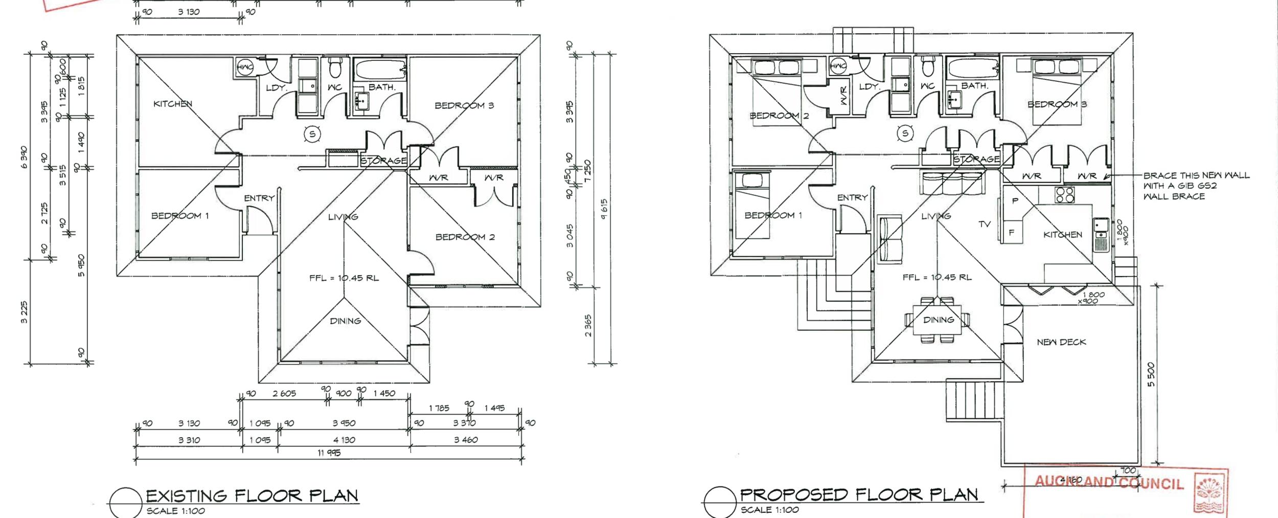 Floor Plan - Relocatable Reno