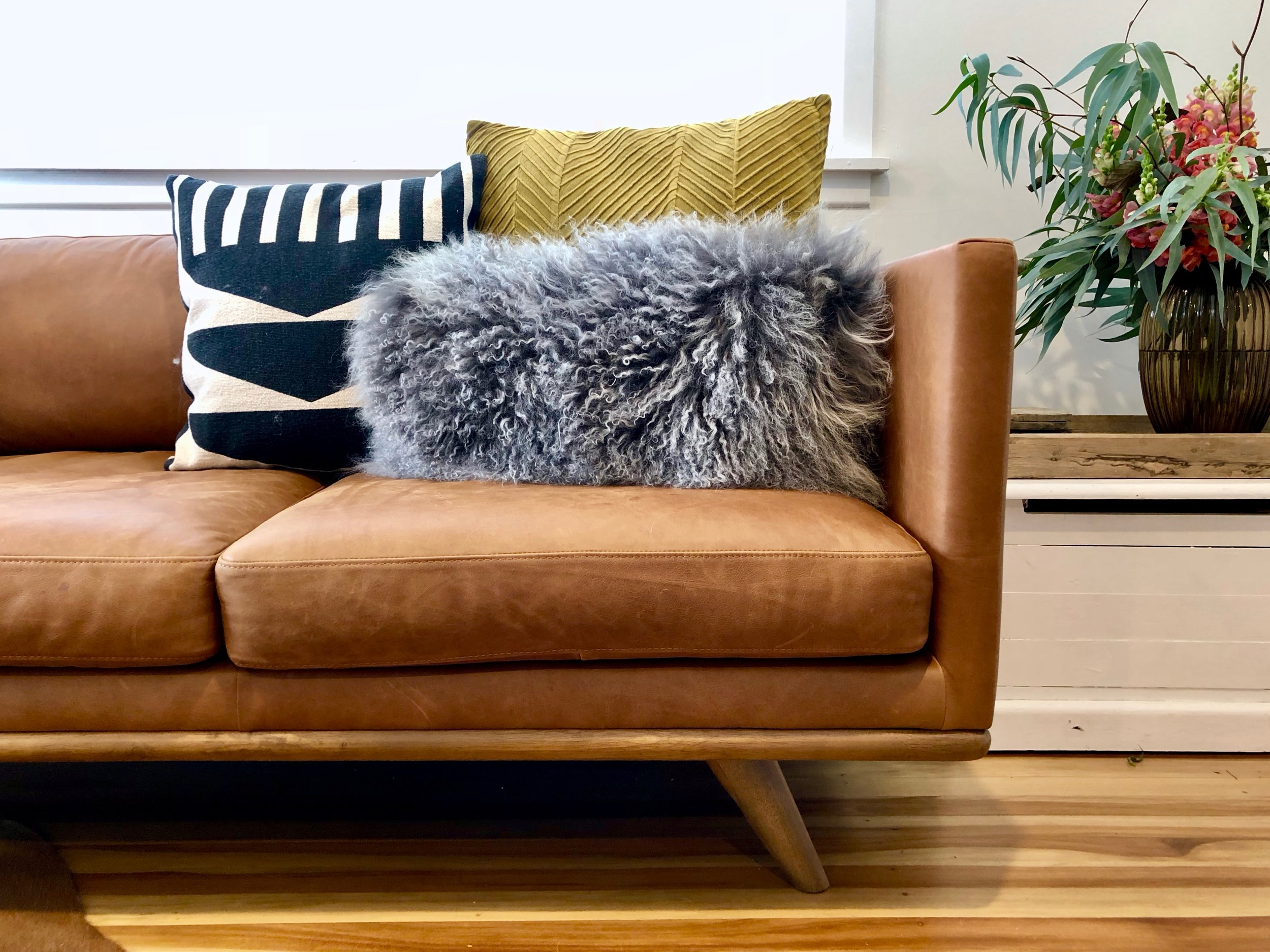 Pearson and Projects Living Room Reveal Nood Cushions Leather Brown Couch.jpg