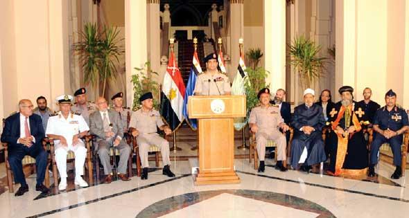 General al-Sisi