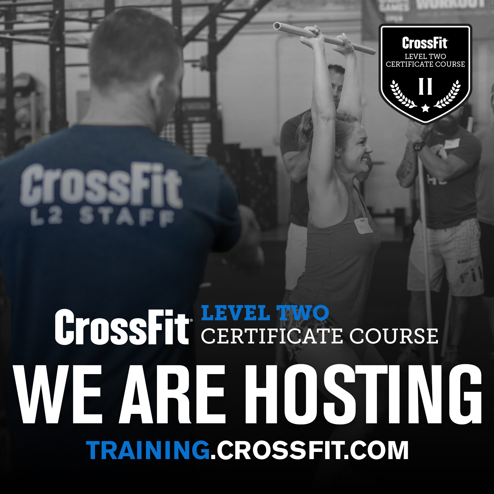 As a reminder, the gym will be closed this weekend, March 30/31 for the Level 2 course we are hosting.  This one is full, but if you are interested in attending, we are hosting another on May 11/12. Visit  training.crossfit.com  to register.