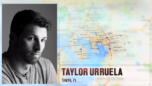 Taylor Urruela featured in Wes Moore's, Coming Back.