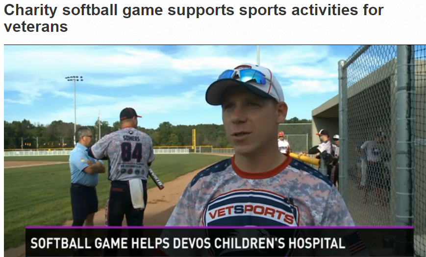 Giving back to Helen Devos Children's Hospital
