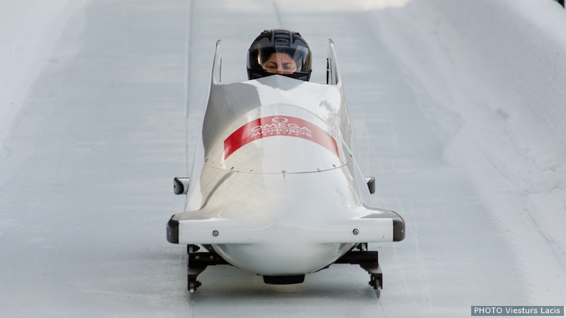 Dawn Macomber - Paralympian Bob Sled Hopeful!