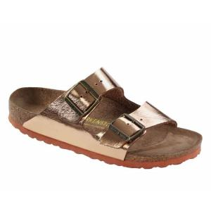 copper birkenstock
