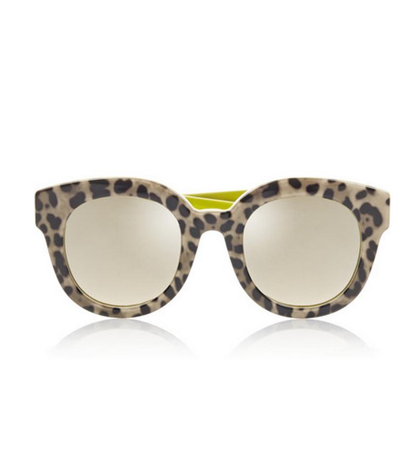 DOLCE & GABBANA leopard print