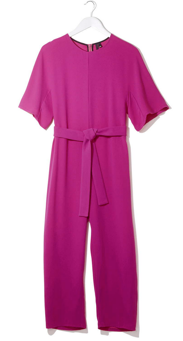 Judo Cropped Jumpsuit by Boutique