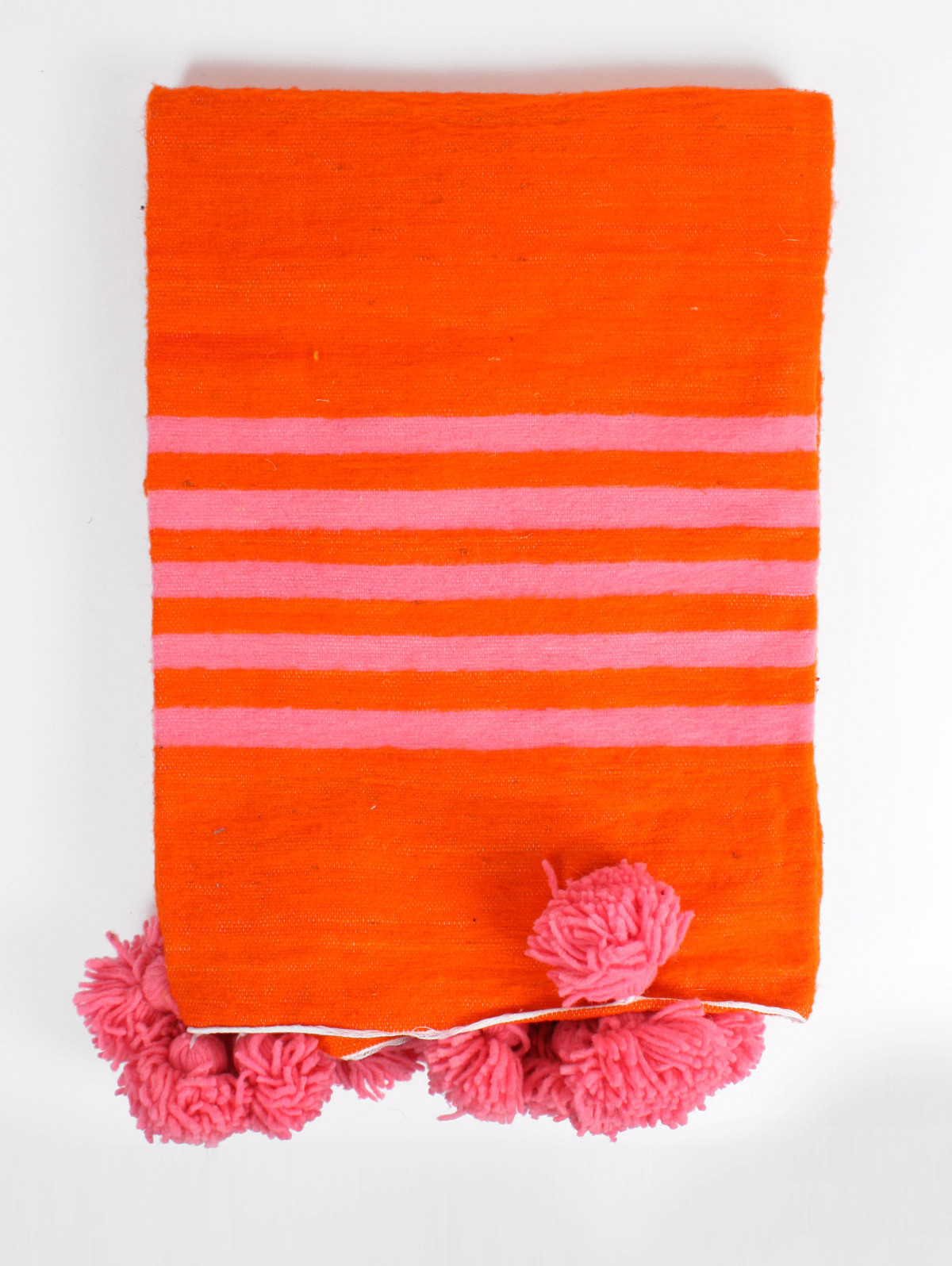Bohemia-Wool-Stripe-Bobble-Blanket-Orange.jpg