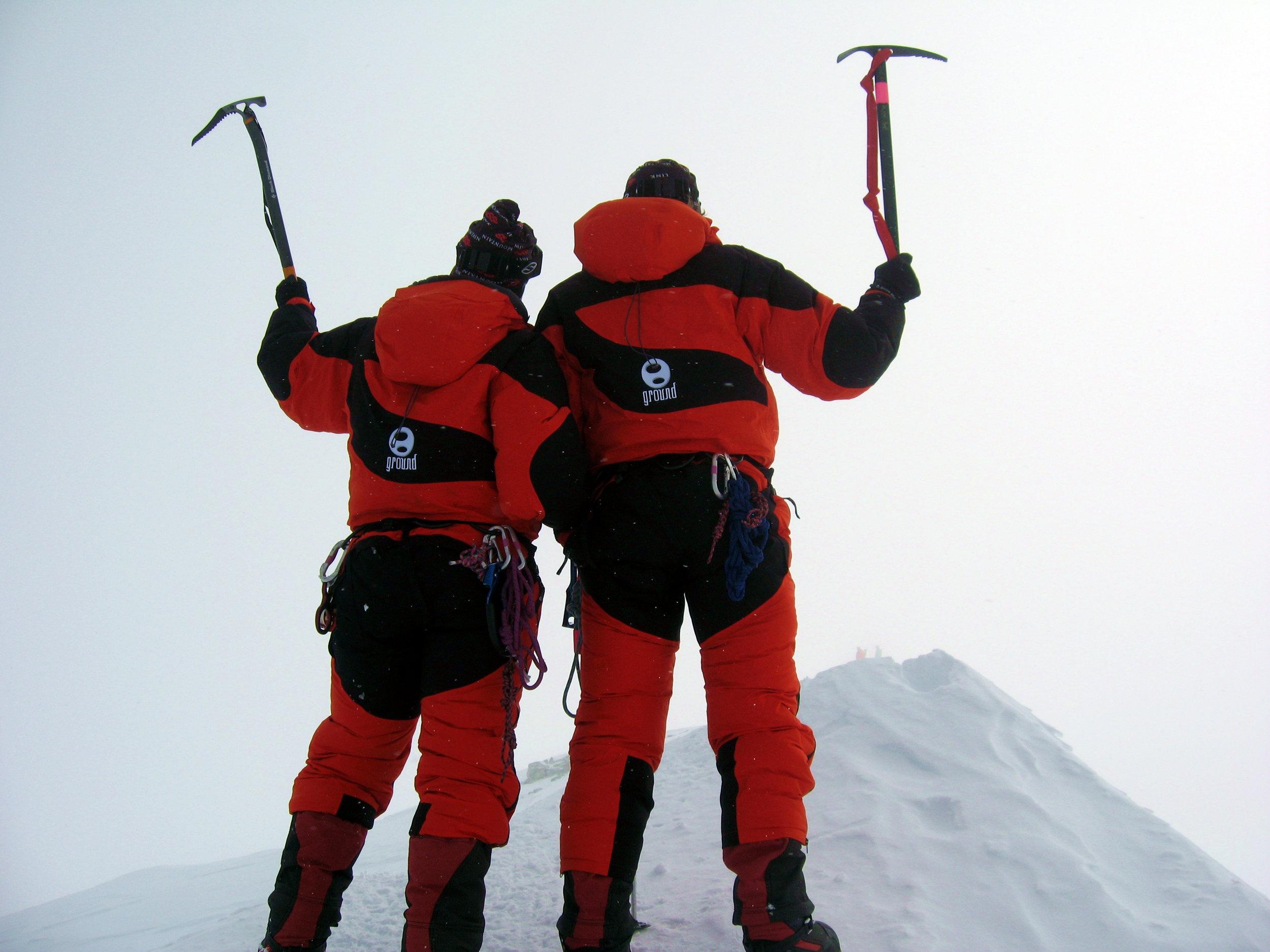 AntarcticaWendy&BrookeonSummit.JPG
