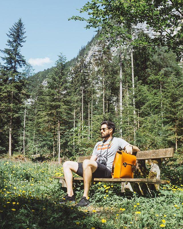 A summer spent exploring 🌳🌼