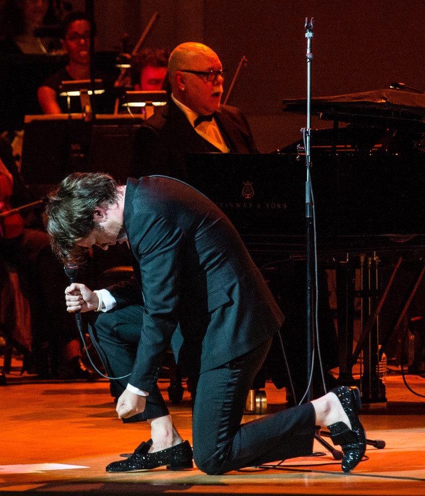 Rufus Wainwright, Mark Hummel. Carnegie Hall, June 2016