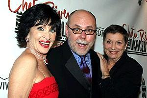 Chita Rivera, Mark Hummel and Graciela Daniele