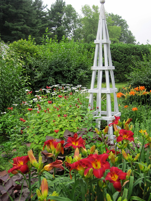 Designing With Daylilies Enchanted Gardens