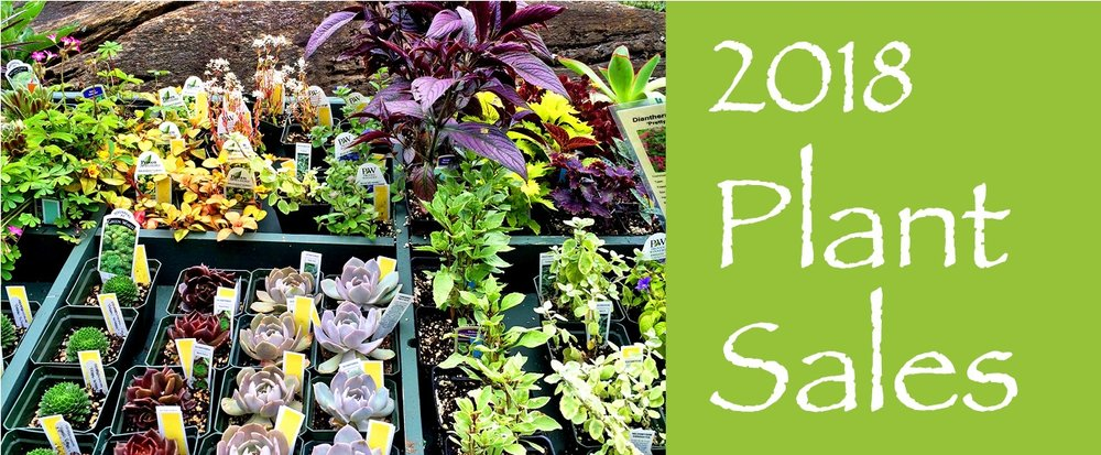 2018 Plant S By Public Gardens And Specialty Nurseries
