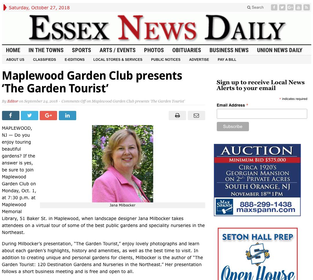 essex news daily