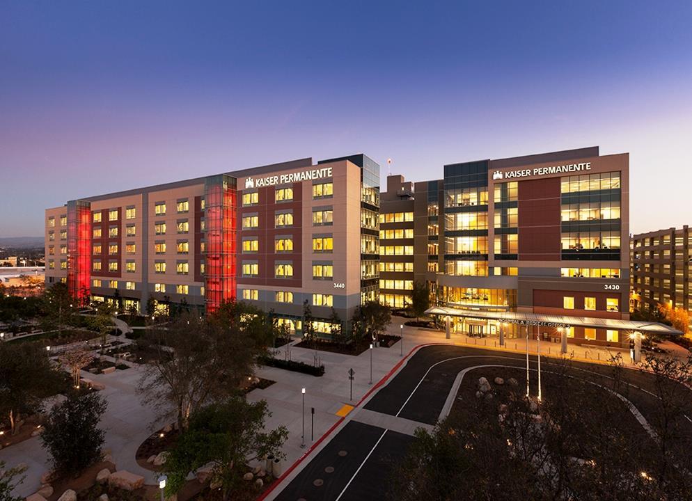Anaheim Medical Center Employees