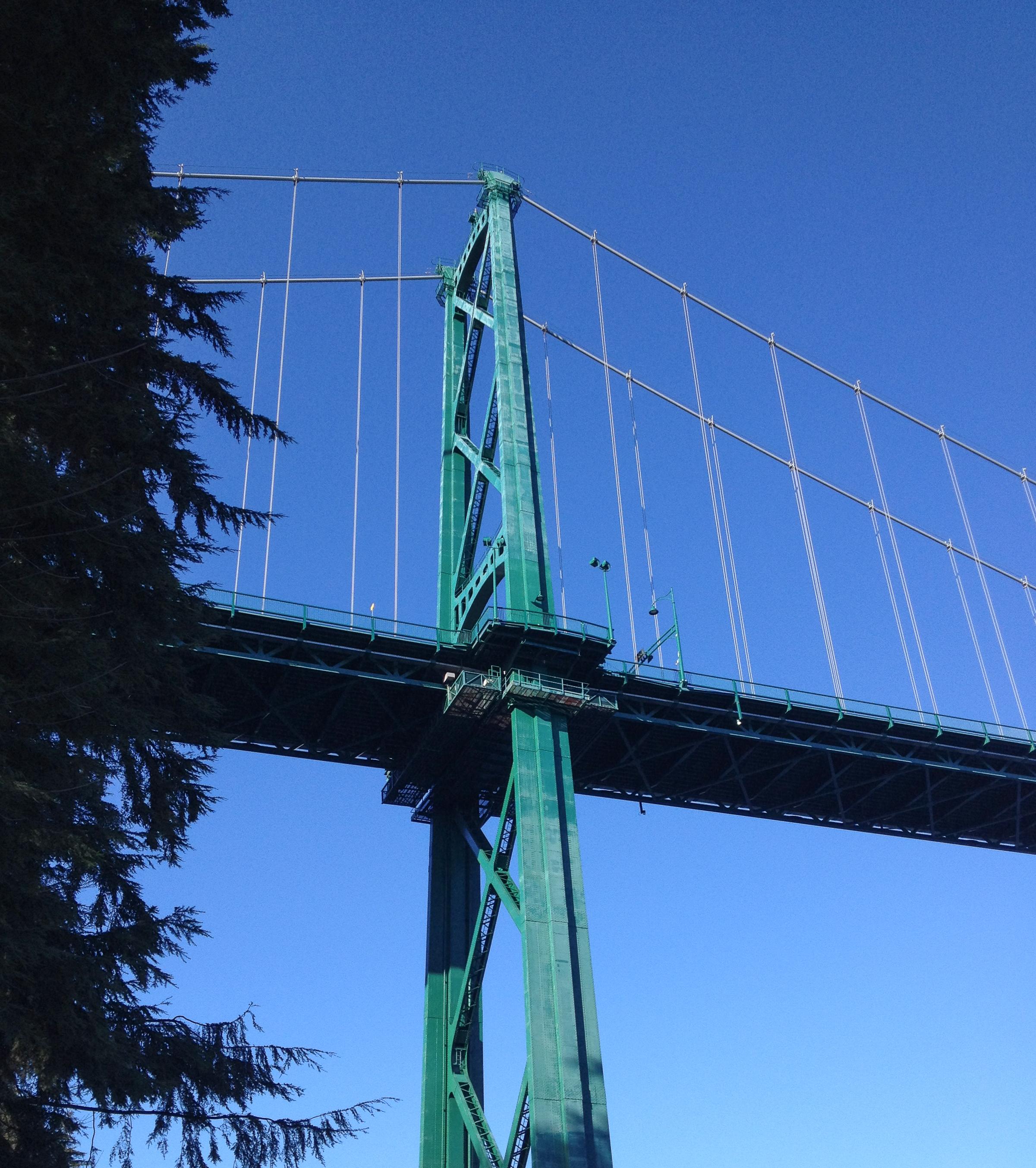 lions gate bridge stanley park city guide hello getaway