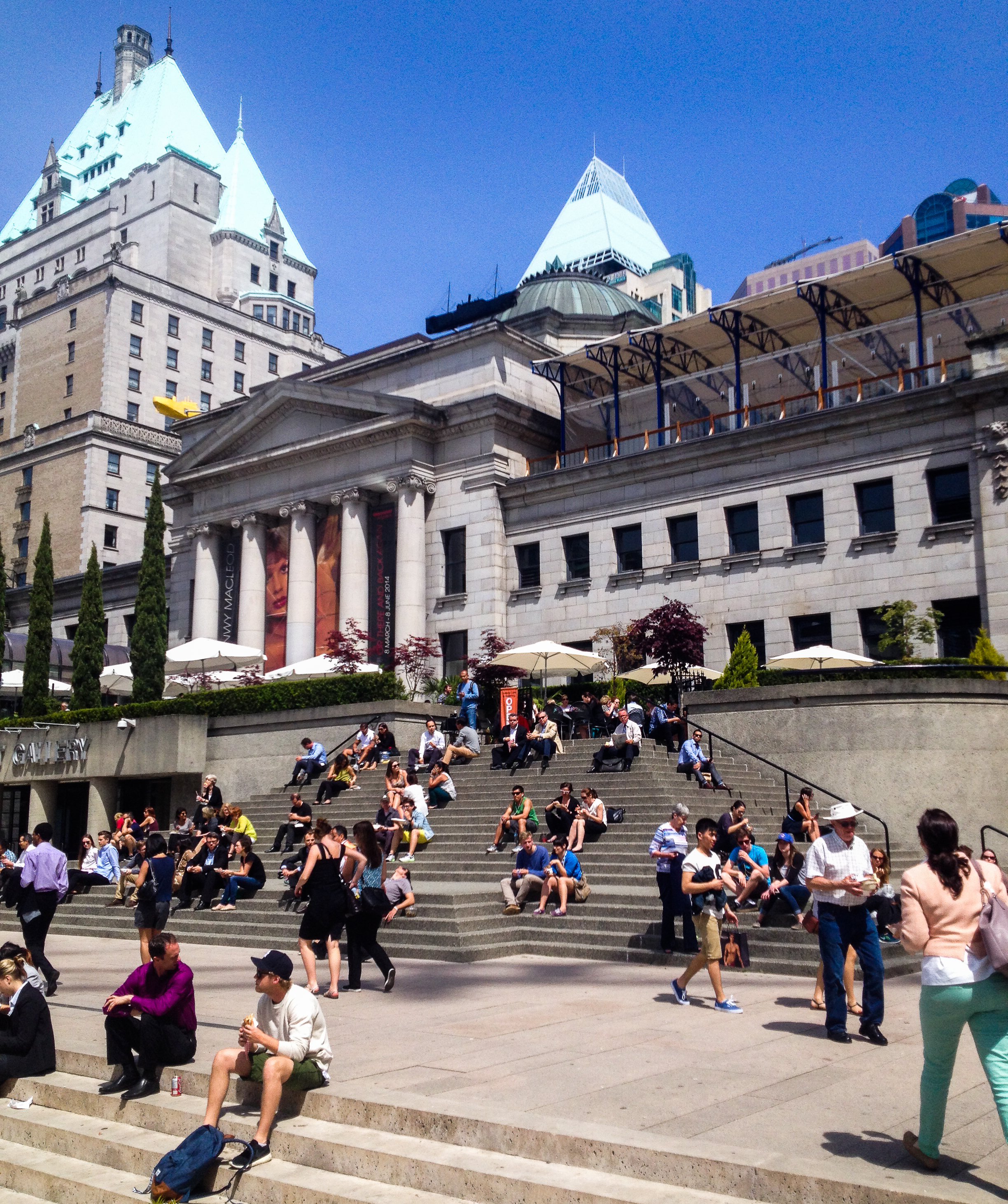 vancouver art gallery city guide