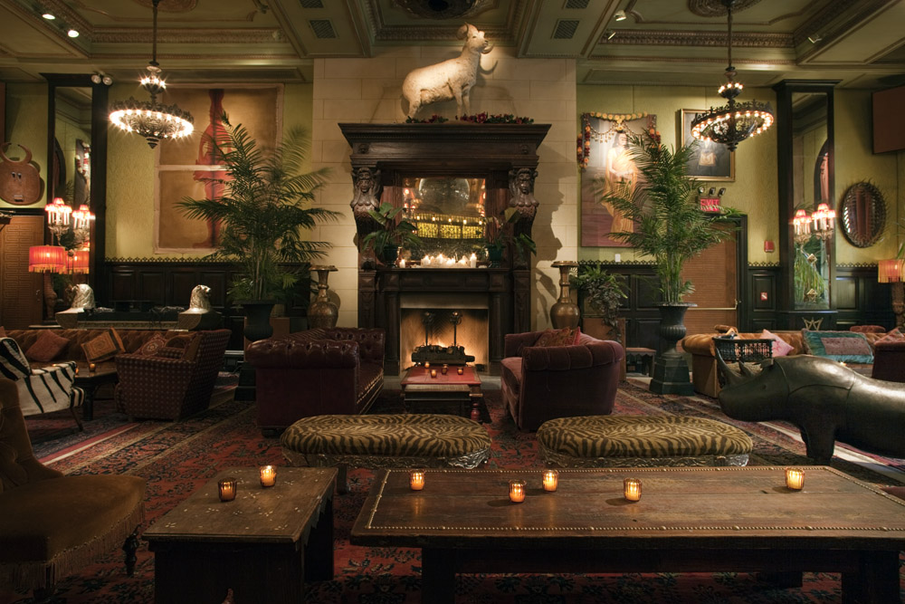 hello getaway, city guide, new york, jane hotel
