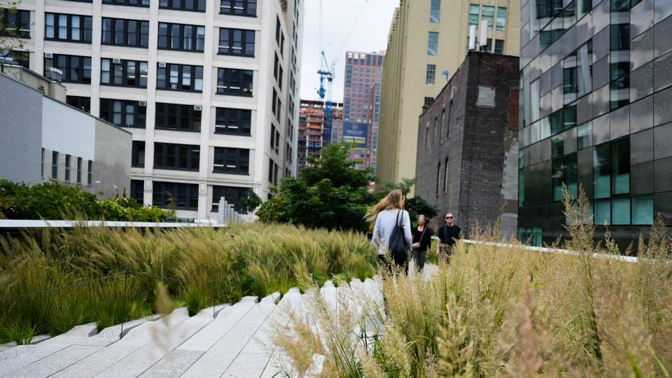 hello getaway, city guide, nyc, the high line