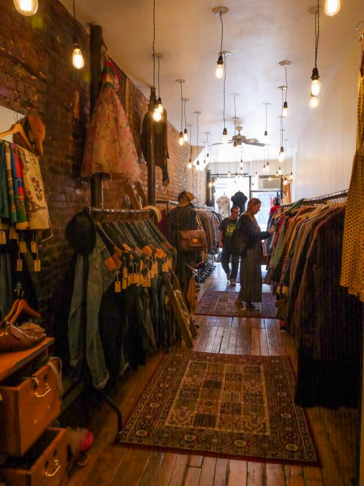 hello getaway, city guide, nyc, vintage store