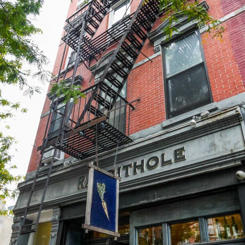 hello getaway,city guide, nyc, rabbithole restaurant