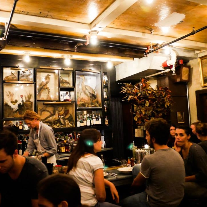 hello getaway, city guide, nyc, freemans restaurant