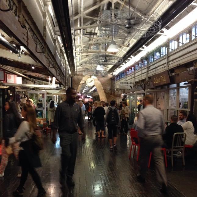 hello getaway, city guide, nyc, chelsea market