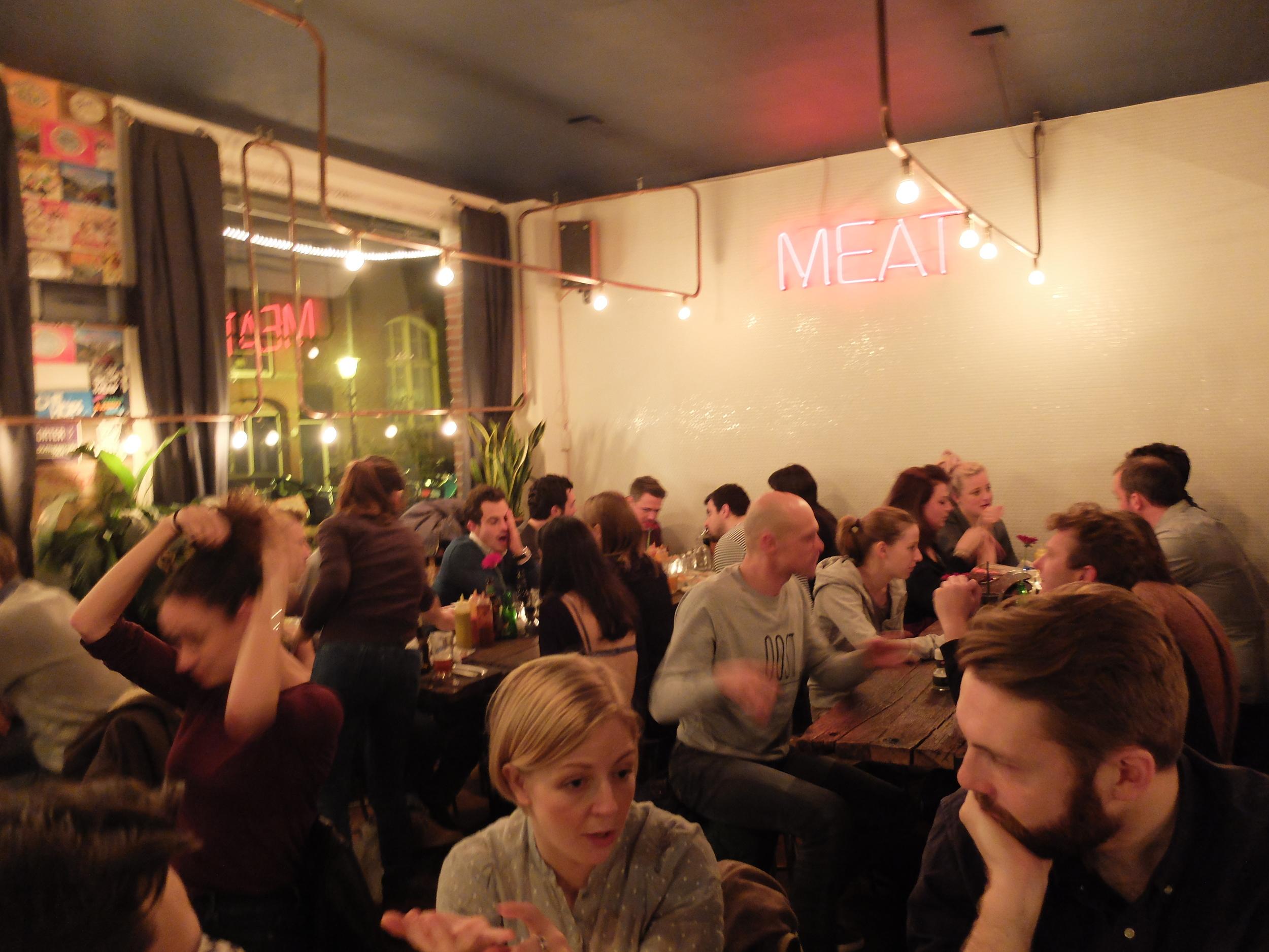 Hello Getaway, City Guide, Amsterdam, Bar Brouw