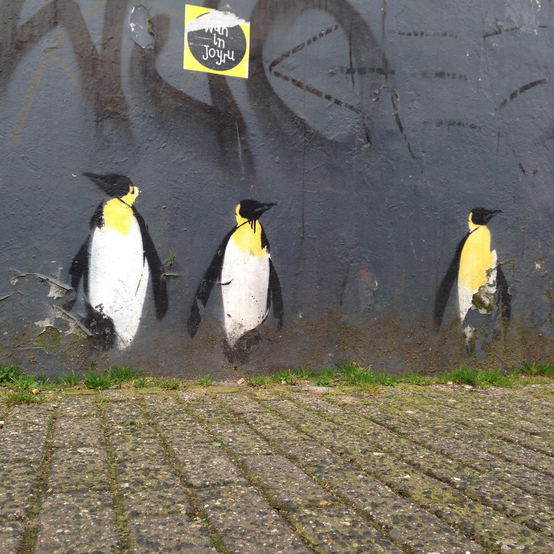 Hello Getaway, City Guide, Amsterdam, Street art