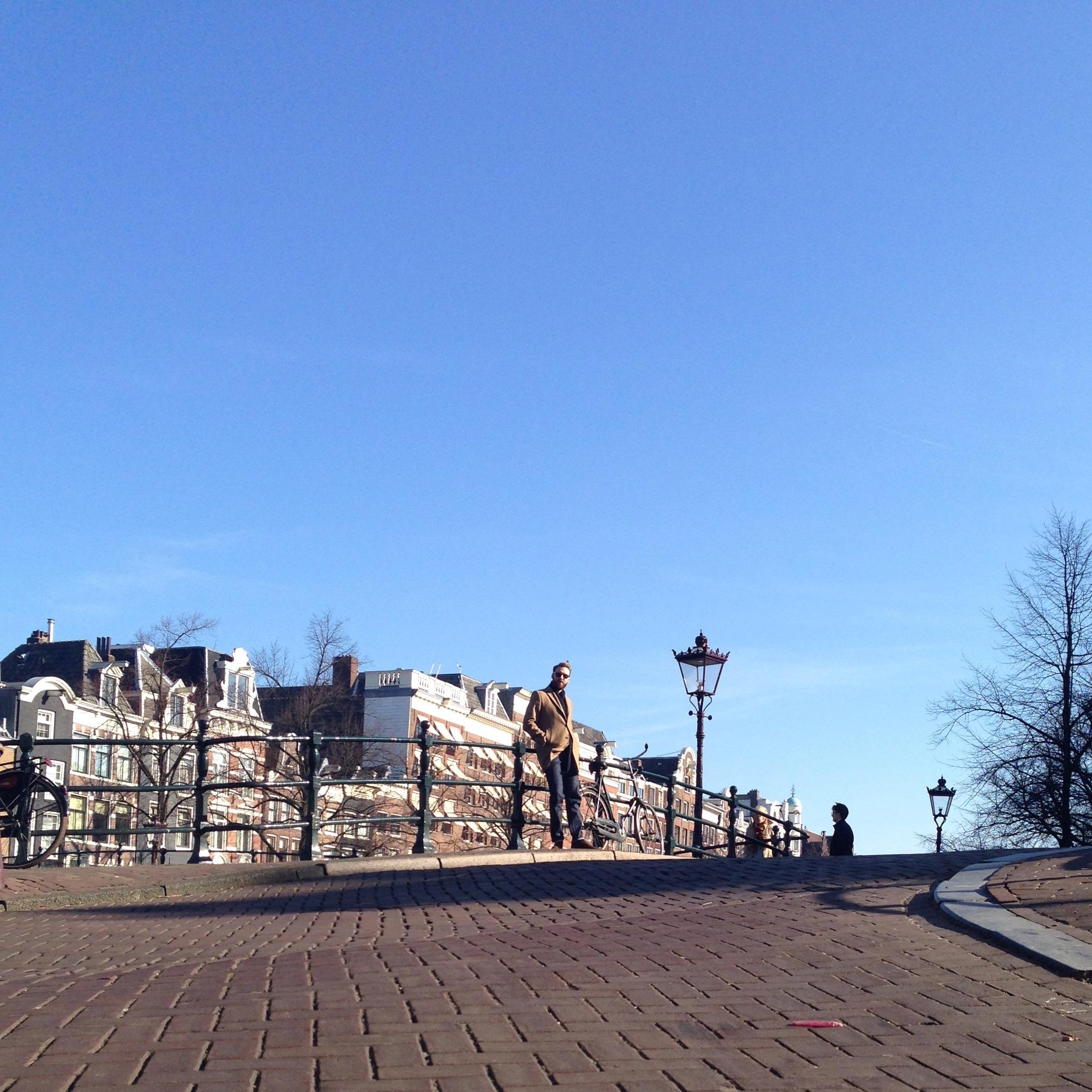Hello Getaway, City Guide, Amsterdam, Canal walk