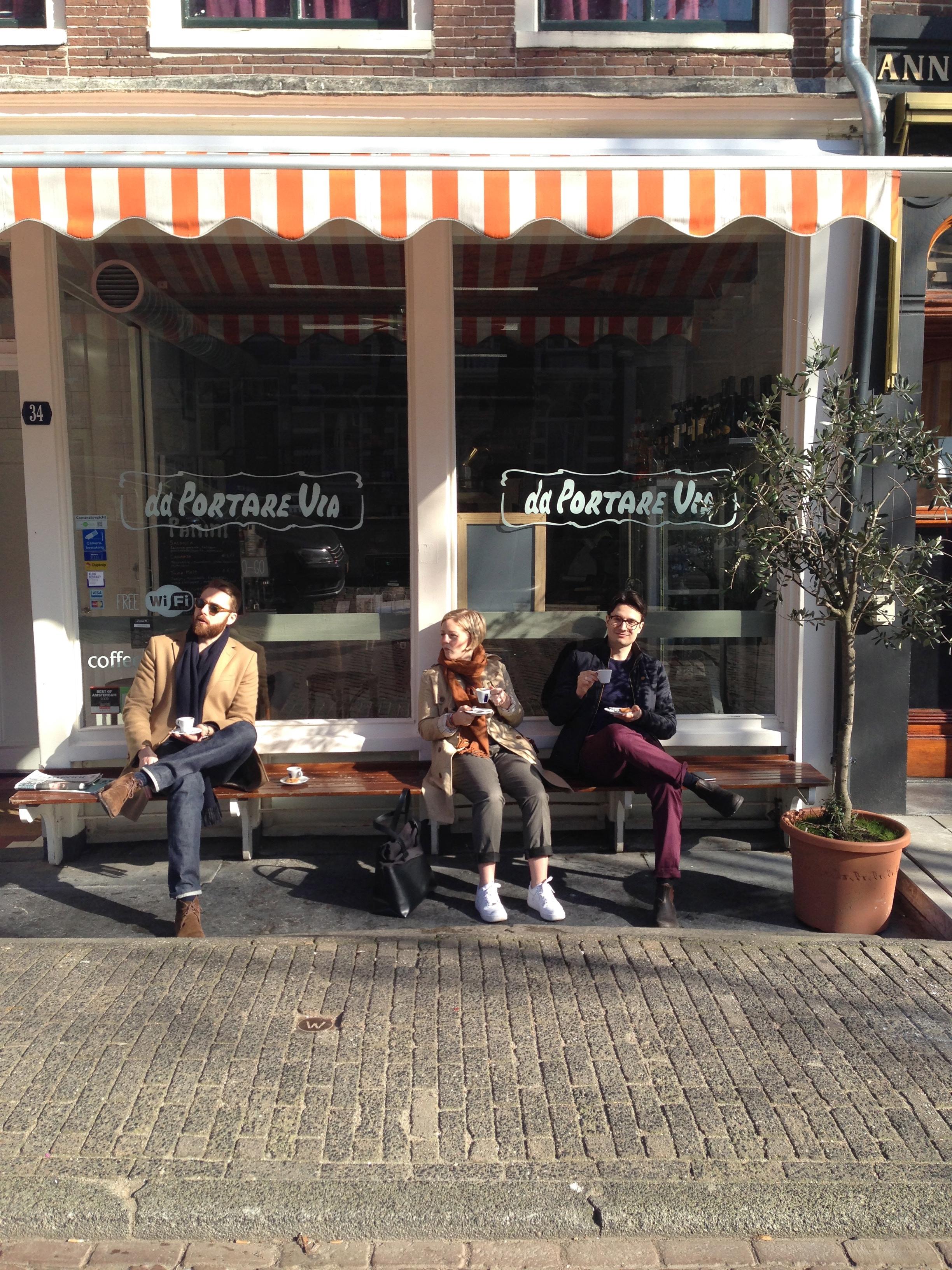 Hello Getaway, City Guide, Amsterdam, Da Portare Via