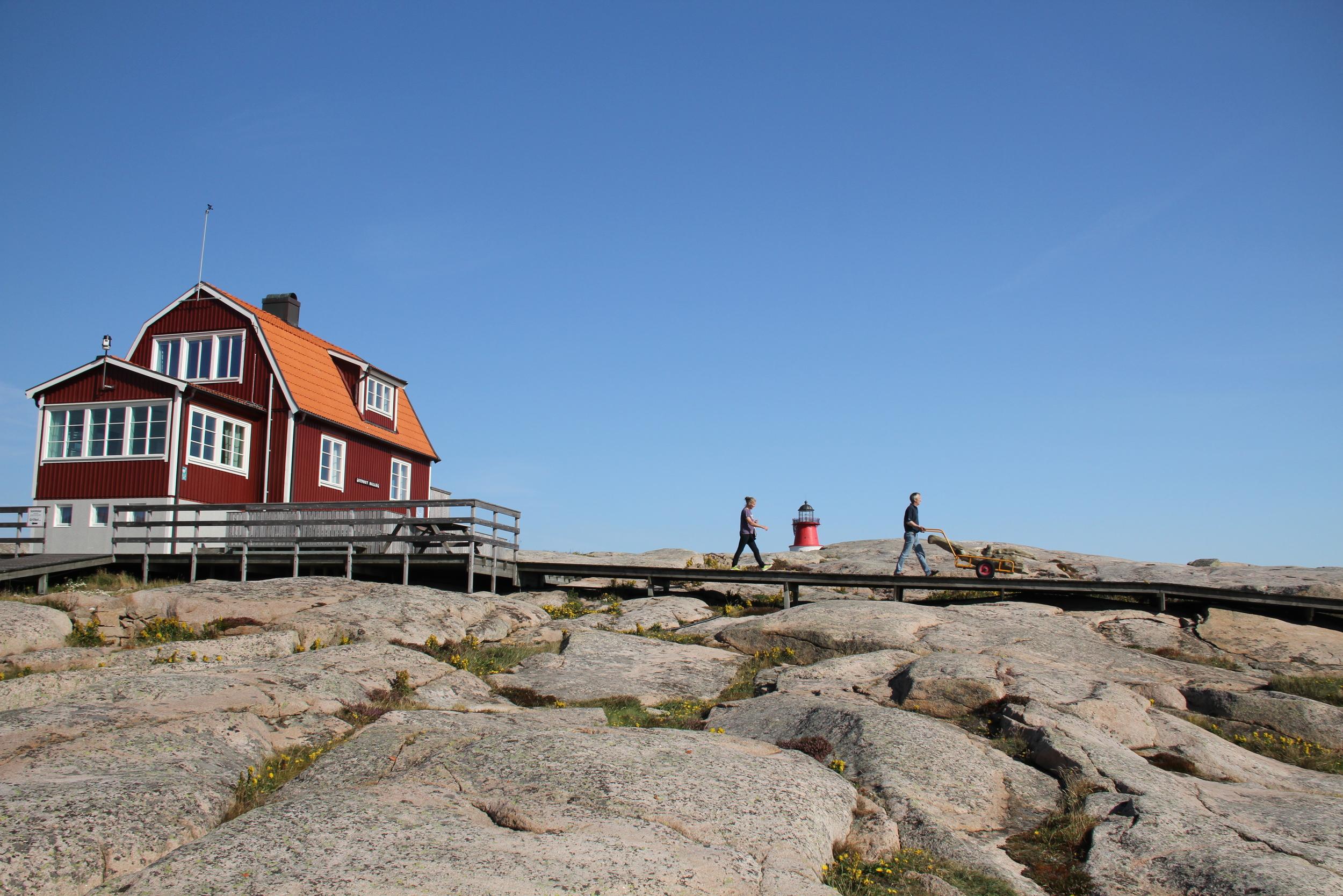 Hello Getaway, Sweden, Smögen, Hållö