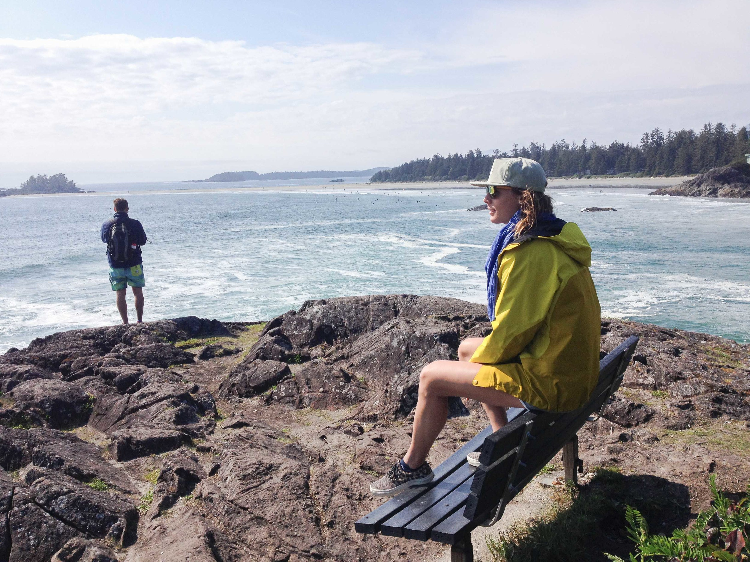 chesterman beach tofino vancouver island surfing weekend guide hello getaway