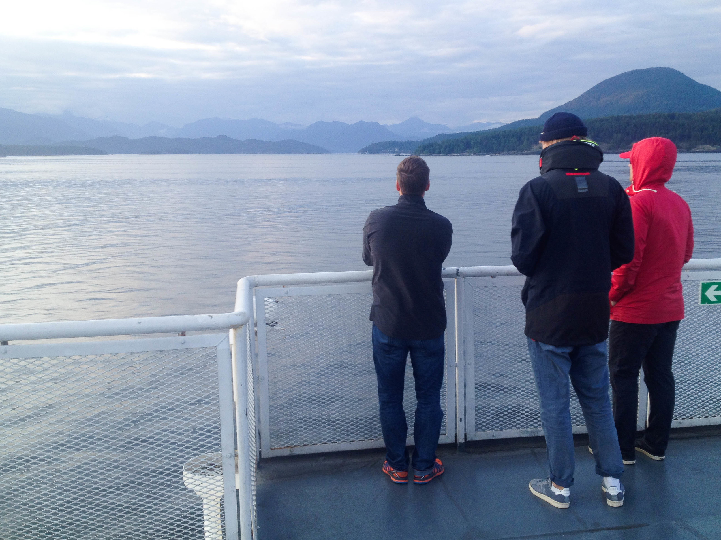 ferry vancouver island tofino weekend guide hello getaway